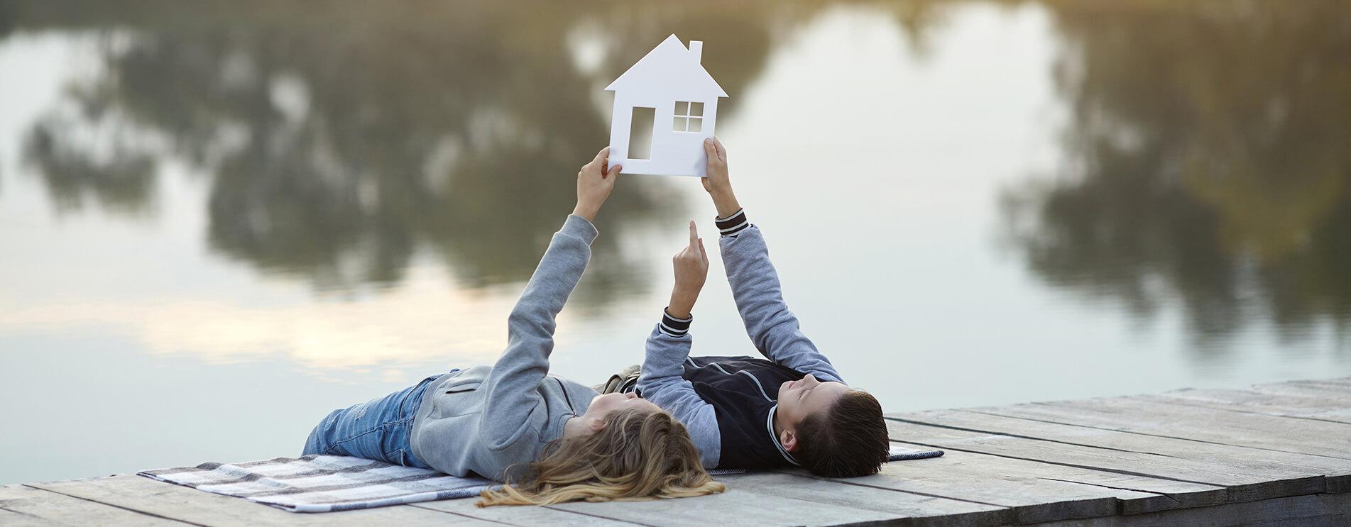 Immobilienkauf als Wunsch